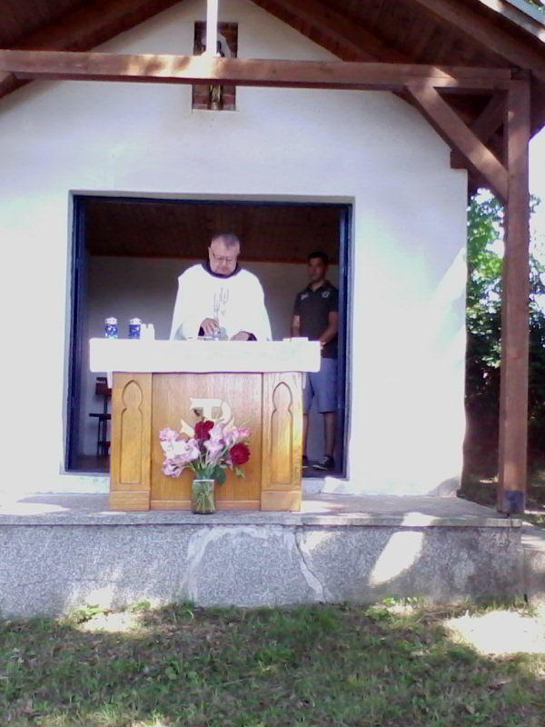 Fra Dujo kapela svetog Ilije u Kuljanima